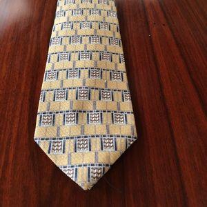 Club Room men's neck tie
